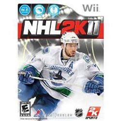 NHL 2K11  Nintendo Wii