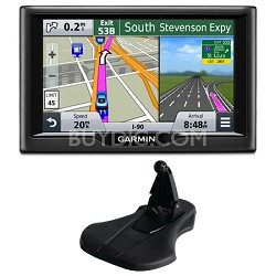 "nuvi 57 5.0""-inch Essential Series 2015 GPS Navigation System and Mount Bundle"