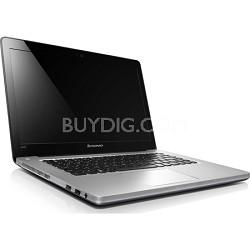 "IdeaPad  U410 14.0"" Notebook PC - Intel 3rd Generation Core i5-3317U Open Box"