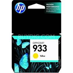 933 Yellow Officejet Ink Cartridge