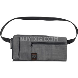 T-Tech Convertible Undercover Stash, Charcoal