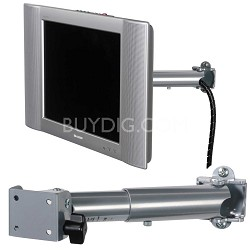 "Swing Arm Wall Mount for Select 13"" / 15"" LCD Tv's"
