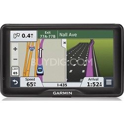 "nuvi 2797LMT 7"" Bluetooth GPS Navigation System with Lifetime Maps and Traffic"