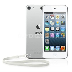 iPod Touch 16GB iOS 7 White & Silver (5th Generation) Newest Model
