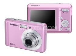 "SL30 10MP 2.5"" LCD Digital Camera (Pink)"