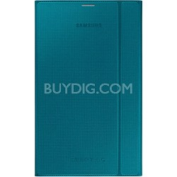Tab S 8.4 Book Cover - Electric Blue
