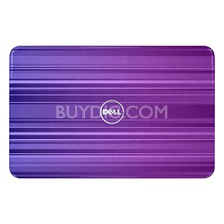 "SWITCH by Design Studio, Horizontal Purple - 14"" Laptop lid"