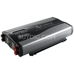 CPI 2575 2500 Watt 12 Volt DC to 120 Volt AC Power Inverter