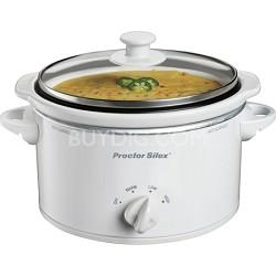 33116Y 1.5-Quart Round Slow Cooker