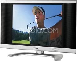 "LC-20B8U-S 20"" AQUOS LCD TV"
