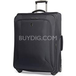 "Maxlite3 25"" Black Expandable Rollaboard Luggage"