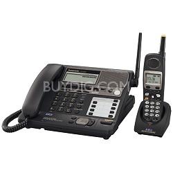 KX-TG4500B Expandable 4 Line 5.8 GHz Cordless Phone System - OPEN BOX