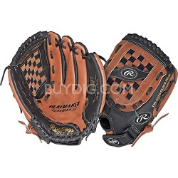 Playmaker 12.5-inch Youth Baseball Glove, Right-Hand Throw - PM125BT