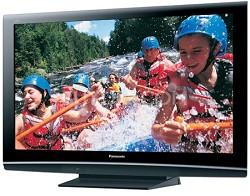 "TH-50PZ80U  - 50"" High-def 1080p Plasma TV"