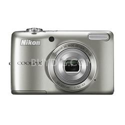 COOLPIX L26 16.1 MP 3.0-inch LCD Digital Camera - Silver