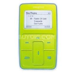Zen Micro {Green} 5gb MP3 Player