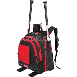 Sporting Goods BKPK Baseball Backpack - Scarlet