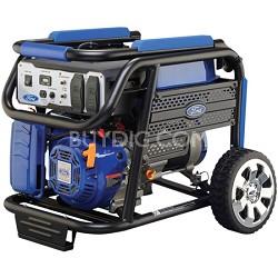 U Series 4650-watt Power Gasoline Generator with Digital Hour Meter - FG4650