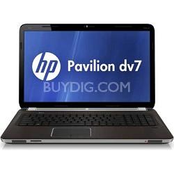 """Pavilion 17.3"""" DV7-6175US Entertainment Notebook PC - Intel Core i5-2410M Proc."""
