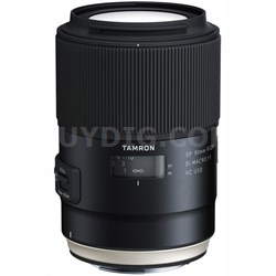 SP 90mm f/2.8 Di VC USD 1:1 Macro Lens for Canon (F017)