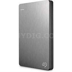 Backup Plus Slim 1.5TB USB 3.0 Portable External Hard Drive PC/Mac - OPEN BOX