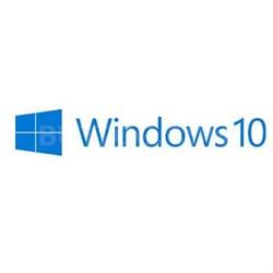 Windows 10 Pro 32-bit/64-bit English 1 License USB Flash Drive - FQC-08788