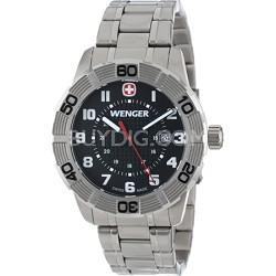 Men's Roadster Sport Watch - Stainless Steel/Black - OPEN BOX