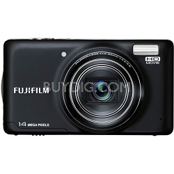 FinePix T400 16MP 0x Opt Zoom Digital Camera Black