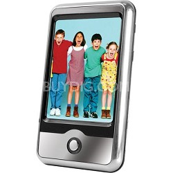 "4 GB Video MP3 Player 2.8"" Touch Screen"