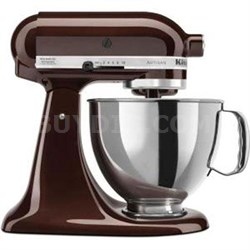 Artisan Series 5-Quart Tilt-Head Stand Mixer in Espresso - KSM150PSES