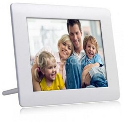 "DFM-843 8"" Digital Photo Frame 800x600 Resolution with 2GB Internal Memory"