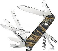 Huntsman Pocket Knife (Camo/Shadow Grass)