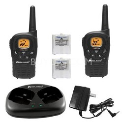 X-TRA TALK GMRS 2-Way Radio with 22-Mile Range