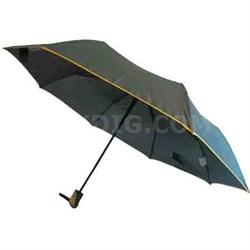 Abbigliamento Sportivo SRL Deluxe Folding Umbrella with Carrying Pouch