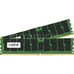 32GB Kit (16GB x 2) DDR4 ECC RDIMM Server Memory - CT2K16G4RFD4213