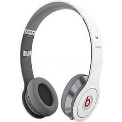 MHBTSONSOHDWHCT Beats Solo HD On Ear Headphones w/ Control Talk 129507