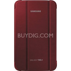 Galaxy Tab 3 8-inch Book Cover - Red