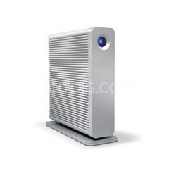 d2 Quadra Hard Disk 500GB eSATA/FireWire 800/400/USB 2.0 Desktop External HD