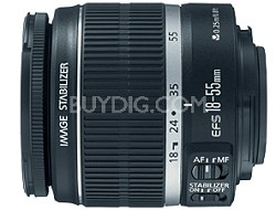 EF-S 18-55mm f/3.5-5.6 IS II Lens With Canon 1-Year USA Warranty