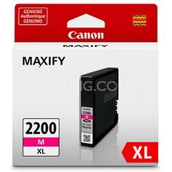 MAXIFY PGI-2200 XL Magenta Pigment Ink Tank
