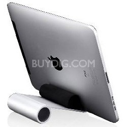 Just Mobile Slide Stand for Tablets (Silver)