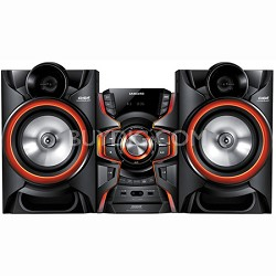MX-F830B - 1000W 2 Channel Mini Bluetooth Audio System CD/MP3/WMA/CD-RW