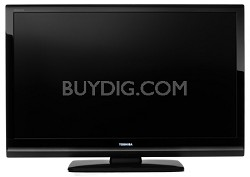 "46XV545U - REGZA 46"" High-definition 120 Hz 1080p LCD TV"