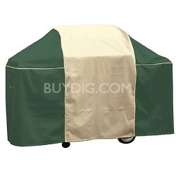 """65"""" Grill Cover, Mountain Green"""