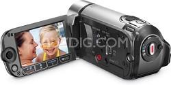 FS200 Flash Memory Camcorder (Silver)