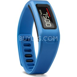 Vivofit Bluetooth Fitness Band (Blue) (010-01225-04) REFURBISHED