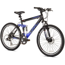 "26"" Topkick Dual Suspension 21 Speed Mountain Bike (72670)"