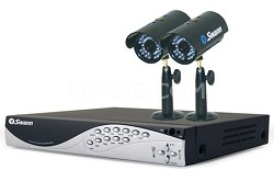 DVR41150 2 Camera KIT (SW244LPC)