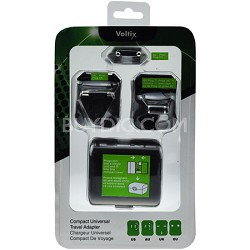 Travel Kit - Compact Universal Travel Adapter