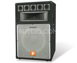 "15"" Seven-way Loudspeaker (Bom-15)"